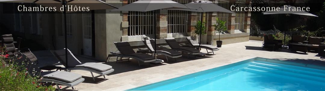 Superb Bed And Breakfast Carcassonne Lu0027Orangerie France